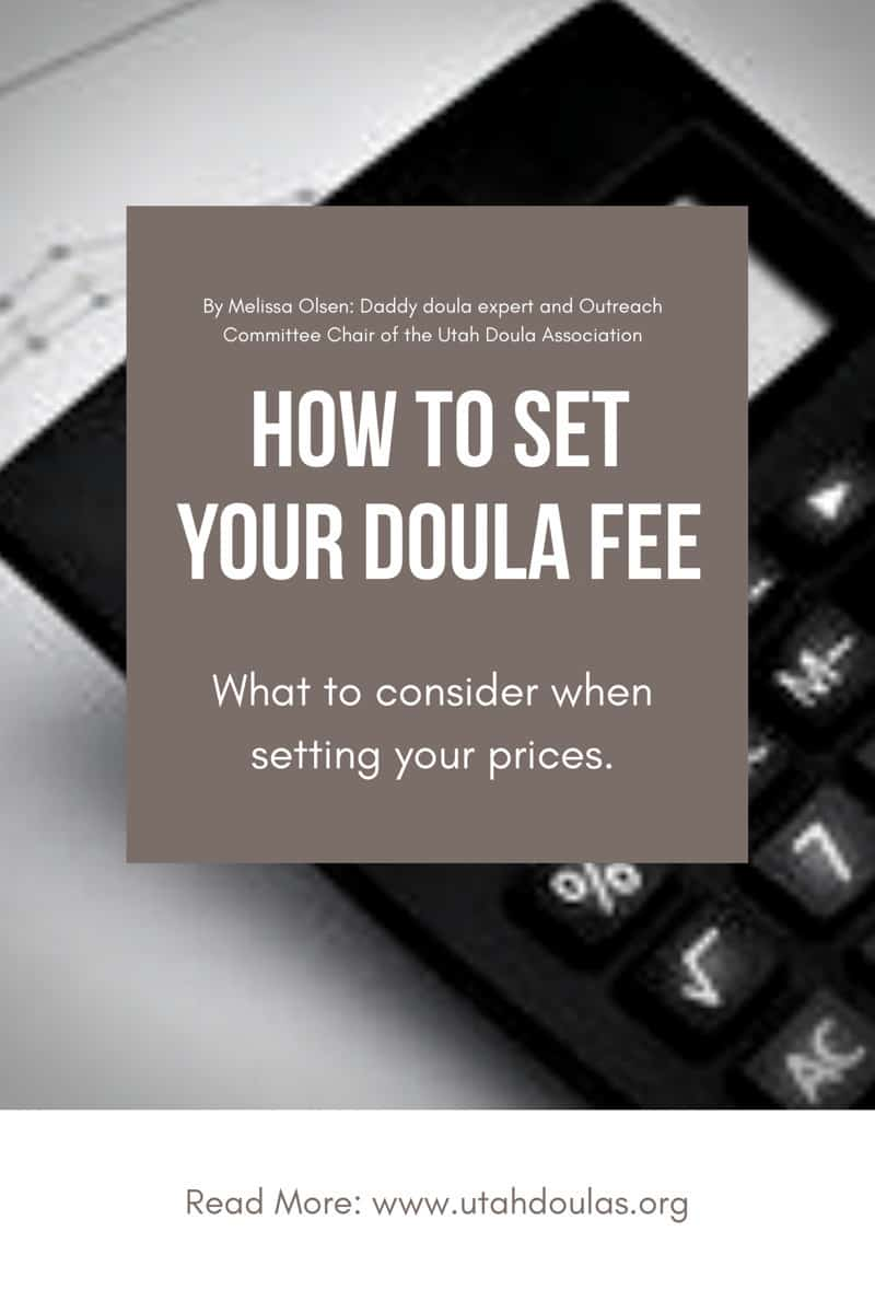 How to Set Your Doula Fee